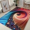 80*120 см креативный Европейский тип 3D коврик для прихожей Противоскользящий коврик для ванной комнаты впитывающий водный кухонный коврик/ко...