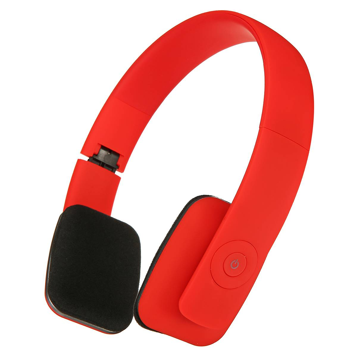 2 Colors Bluetooth Headphones HiFi Noise Cancelling Stereo Wireless Foldable Headset for Over Ear Music Sports Bluetooth Headset
