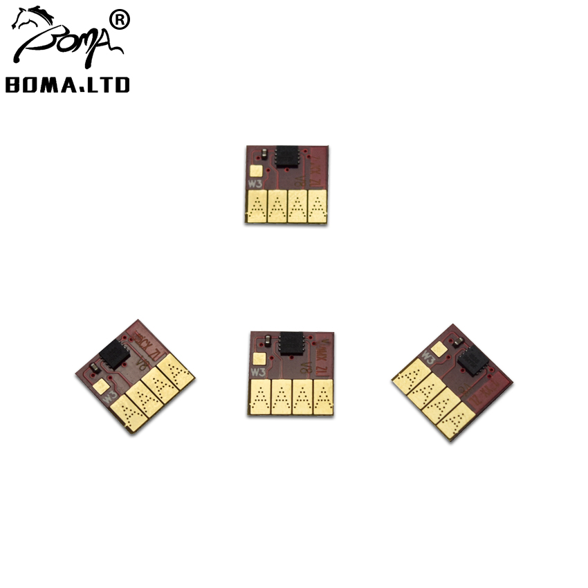 BOMA.LTD 178 <font><b>XL</b></font> 364 <font><b>XL</b></font> <font><b>564</b></font> <font><b>XL</b></font> 862 655 920 Auto Reset ARC Chip For HP 5520 5521 5522 5524 5525 5510 B11a B11b B11g Printer image
