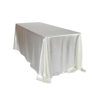 BIT.FLY Table Cover Rectangular Tablecloth for Wedding