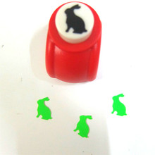 Scrapbook Puncher Handmade-Cutter Card-Craft Rabbit-Paper Calico-Printing New 16mm Diy-Tool