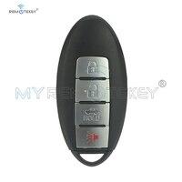 Remtekey KR55WK48903 inteligentny klucz 4 przycisk 315Mhz dla nissan altima Armada Maxima 2007 2008 2009 2010 2011 w Kluczyki samochodowe od Samochody i motocykle na
