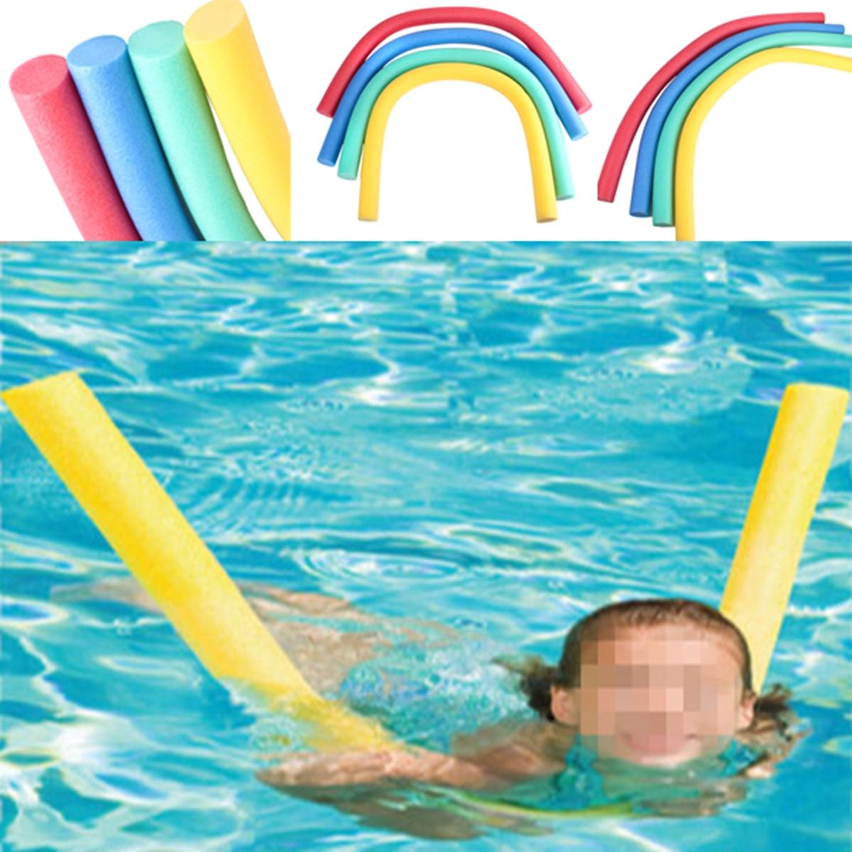 6x150cm Floating Flexible Kickboard Swimming Pool Noodle Swim Water Float