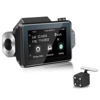 NEW K9 3.0 Screen Android 5.0 Car Dvr Camera Dash Cam 1080P Full Hd Gps Logger Video Recorder 3G Wifi Dual Lens Wdr Dashcam