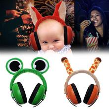 Anti-Noise Earmuffs Headphones Noise Cancelling Headphones Hearing Protection For Babies Baby Soundproof Earmuffs Child Baby