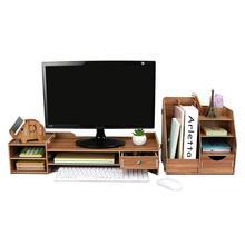 Etagere Home Organizer Hogar Practico Headphone Holder Computer Display Stand Prateleira Repisas Estantes Storage Rack Shelf