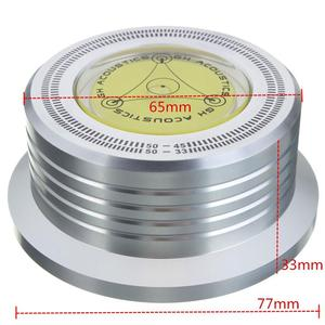 Image 4 - 3In1 Metal Record Clamp Lp Disc Stabilizer Turntable For Vinyl Record Turntable Vibration Balanced