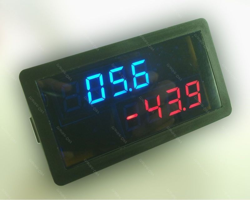 DC 20V +/- 500A Digital Voltmeter Ammeter Volt Amp METER Charger Discharge Solar Panel Battery Monitor 12V 24V Car