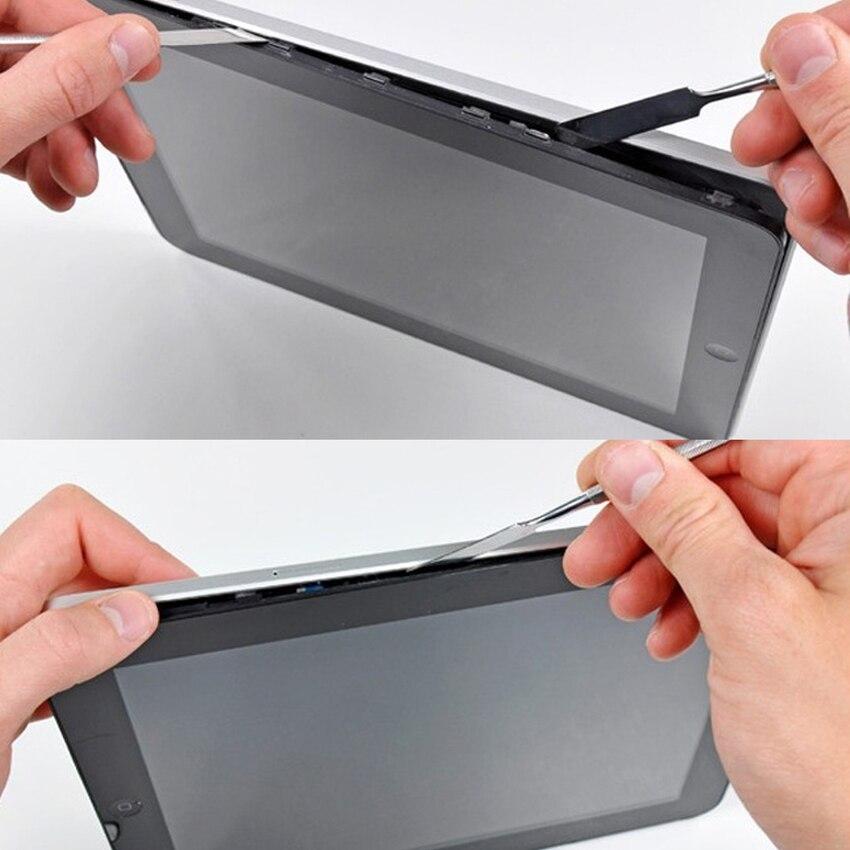 Универсальная 3шт металл spudger набор отверток разбирать ноутбук мобильный телефон ремонт инструмента для iPhone для iPad Открытие монтировку инструмент ручной