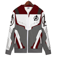 Hot Avengers: Endgame Marvel Cinematic Universe Cosplay Hoodies Standard Hooded  Winter Tops Unisex funny Sweatshirts