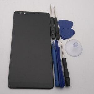"""Image 2 - 6.0 """"HTC U12 + U12 Plus LCD 화면 디스플레이 + 터치 패널 디지타이저 어셈블리 HTC U12 + U12 Plus 디스플레이 화면 부품 + 도구"""