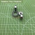 2019 Zeitlich begrenzte Freies Verschiffen Hohe Qualität EIN Set Von Tamiya Tt02 Tt02b Rc Modell Auto Lager 16 Packs einzelne Spalte Rodamientos-in Lager aus Heimwerkerbedarf bei