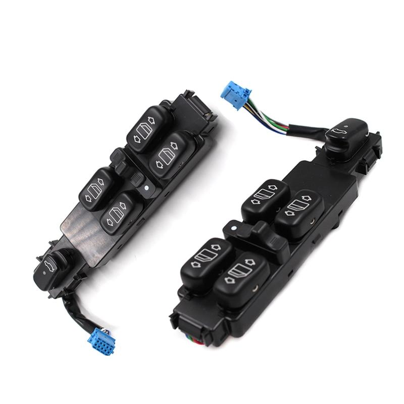 Power Window Switch for Mercedes Benz W220 S280 S320 S400 S500 S600 S55AMG OEM 2208201010 2208213179