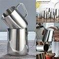 150-600 мл кофейные кружки из нержавеющей стали  пенопластовый кувшин  молочный латте  чашка из пенопласта  кухонный металлический контейнер  и...