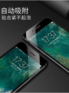 Image 4 - Защитное стекло 9H для apple iPhone 8 7 6 S Plus 11 Pro XS Max XR, изогнутое закаленное стекло, Защитная пленка для экрана с полным покрытием