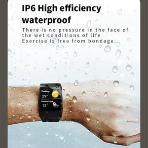Image 4 - Z01 Smart Bracelet Ip67 Waterproof Fitness Tracker Pedometer Activity Monitor Wristband Big Dial Smartband Heart Rate Smart Ba