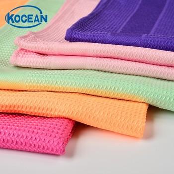 Gospodarstwa domowego ściereczka do czyszczenia super chłonny ręczniki z mikrofibry sprzątanie kuchni szkła wielofunkcyjny ręcznik tanie i dobre opinie kocean CN (pochodzenie) Ekologiczne Szorowania pad Czyszczenie Mikrofibra kc002 Light Green Blue Pink 80 polyester +20 polyamide