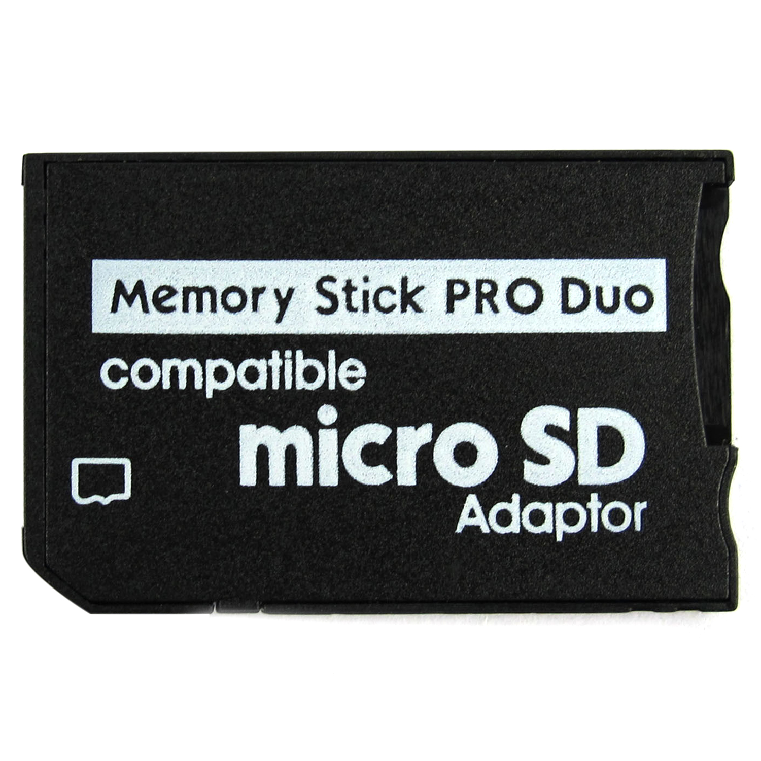 IG-Memory Stick Pro Duo Mini MicroSD TF To MS Adapter SD SDHC Card Reader For Sony & PSP Series