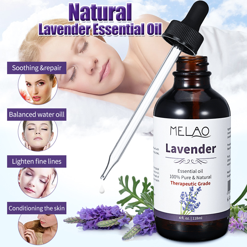 118ml Organic Pure 100% Rosehip Essential Oil Pure Rose lavender Essential Oil Skin Care Body or Face Massage Oils
