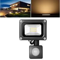 20W PIR Motion Sensor LED Flood Light 220 240V 20 LED SMD 5730 2200LM Reflector LED Lamp Floodlight For Outdoor Lighting