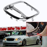 Center Shifter Trim Cover Bezel Gear Decorative Cover Panel Trim Frame Bezel For Mercedes for Benz C Class W203 C230 C320 D106