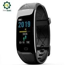 MOKA смарт-браслет монитор сердечного ритма Фитнес трекер спортивный умный Браслет информация напомнить для Ios