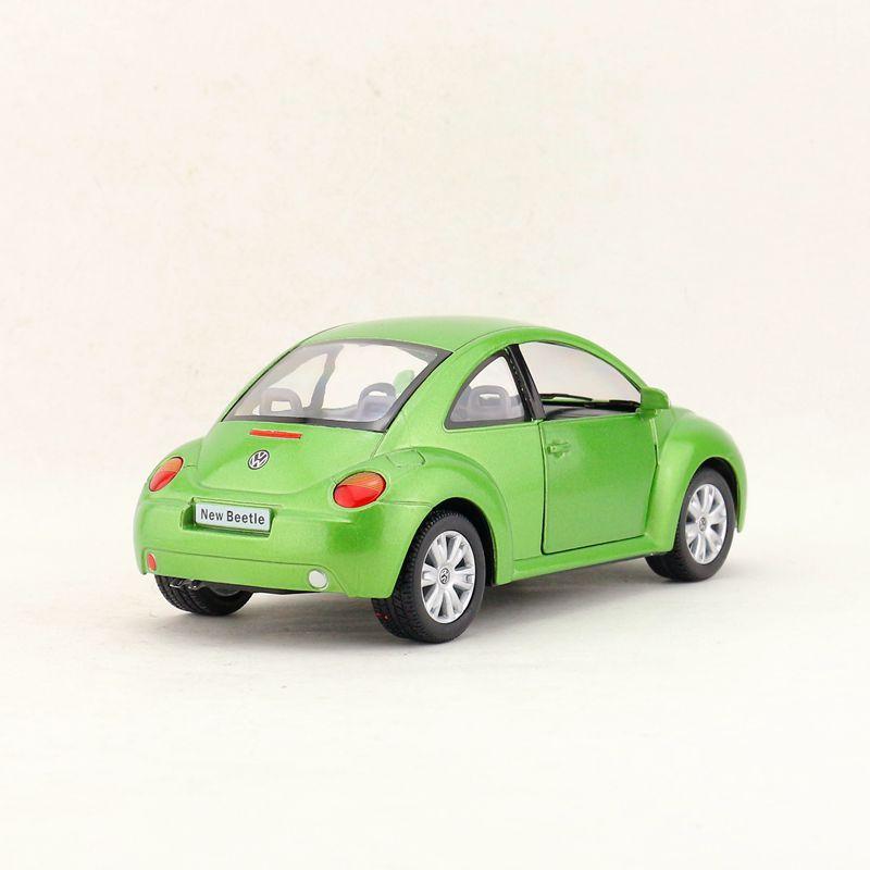 US $14 35 24% OFF Aliexpress com : Buy Free Shipping/KiNSMART Toy/Diecast  Model/1:24 Scale/German Volkswagen New Beetle Car/Educational