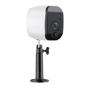 Image 5 - JIENUO Batterie WiFi Kamera 1080 p Volle HD Wiederaufladbare Powered Outdoor Indoor Sicherheit IP Cam 110 Weiten Blickwinkel wireless 2 weg
