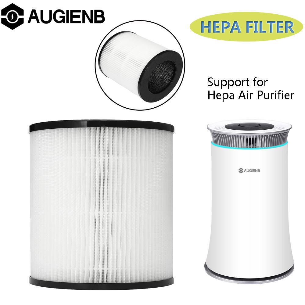 AUGIENB HEPA Filter Replacement To Reduce Mold Odor Smoke Allergies For AUGIENB Desktop Air