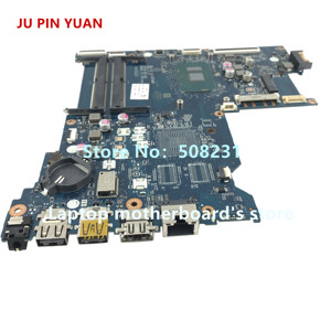 Image 3 - JU PIN YUAN 854945 601 854945 501 mainboard for HP NOTEBOOK 15 AC 15 AY 15 ay096nr laotop motherboard BDL50 LA D704P i5 6200U