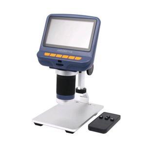 Image 2 - Màn Hình LCD 4.3 Inch Kính Hiển Vi Kỹ Thuật Số Bền USB Điều Chỉnh Ánh Sáng Kính Hiển Vi HD Màn Hình Hiển Thị Đèn LED Cho Sửa Chữa Điện Thoại Hàn Dụng Cụ