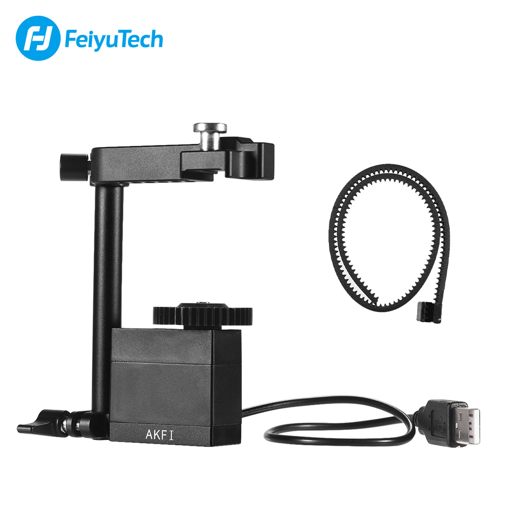FeiyuTech AKFI Professional Free Servo Follow Focus Gear Ring Adjustable Supports Real Time Focus for FeiyuTech
