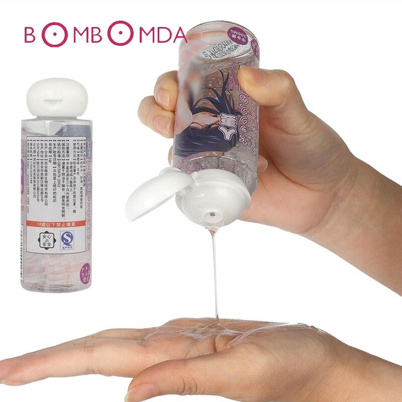 Lubricante sexual Anal vaginal, a base de agua Soluble, Gel lubricante para masaje corporal Personal, productos íntimos de buen sexo, fácil de limpiar Condones especiales Durex Climax mutuo XXL retraso seguro acanalado condón punteado para hombres manga larga pene lubricante para sexo productos