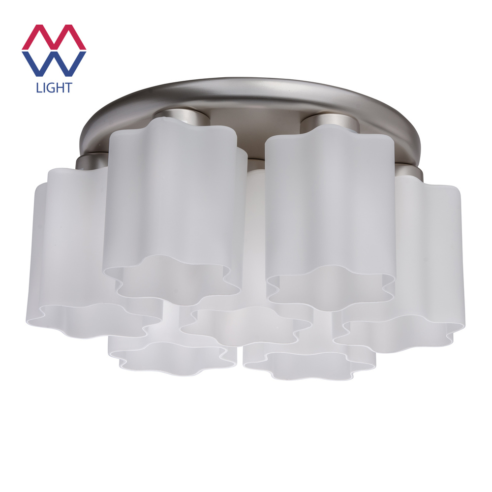 купить Chandeliers Mw-light 451011407 ceiling chandelier for living room to the bedroom indoor lighting по цене 9936 рублей
