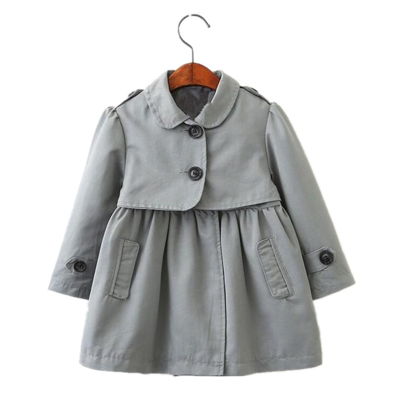 girl cost For Girls Jacket gray spring kids coats for girl outerwear fashion boutiques children clothes  girl cost For Girls Jacket gray spring kids coats for girl outerwear fashion boutiques children clothes