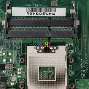 Image 3 - وحدة معالجة مركزية A000243200 DA0BD5MB8D0 واط GT740M متوافق مع توشيبا ستالايت S75 L75 حاسوب محمول حاسوب محمول لوحة رئيسية