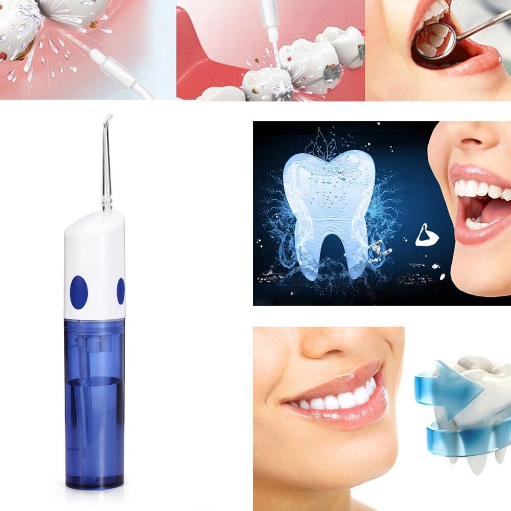 Jet dentaire électrique hydropulseur dentaire pic fil dentaire Dents De Nettoyage Rinçage