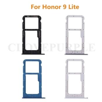 20pcs/lot SIM Card Tray  for Huawei Honor 9 Lite Sim card Slot Holder Adapter for Huawei Honor 9 Lite