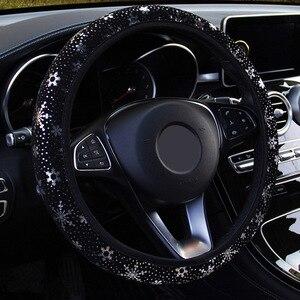 38cm Car Steering-wheel Covers