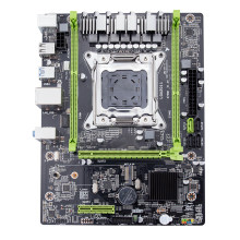 Kllisre X79 M3 motherboard LGA2011 ATX USB3.0 SATA3 PCI-E NVME M.2 SSD support REG ECC memory and Xeon E5 processor(China)