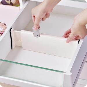 Image 1 - Drawer Separator Telescopic Wardrobe Drawer Divider Board Cabinet Clapboard For Ties Socks Bra Underwear Lingerie Organizer