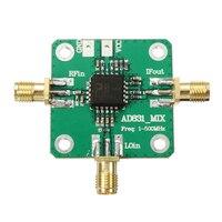 0.1-500MHz AD831 고주파 RF 믹서 드라이브 증폭기 모듈 보드 HF VHF/UHF