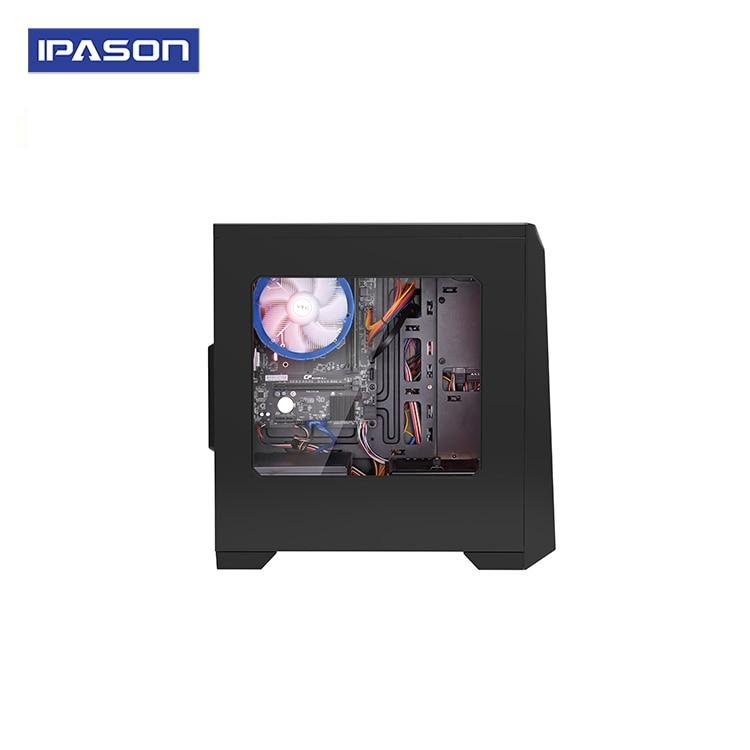 IPASON A3 mini Gaming PC AMD Ryzen 3 2200G DDR4 4G/8G 120g SSD desktop computer win10 barebone system HDMI/VGA - 3