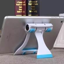 Universal Adjustable Table Tablet Stand Rack Holder For iPad for iPhone Desk Stand Holder Folding Mobile Phone Tablet Holder #20(China)