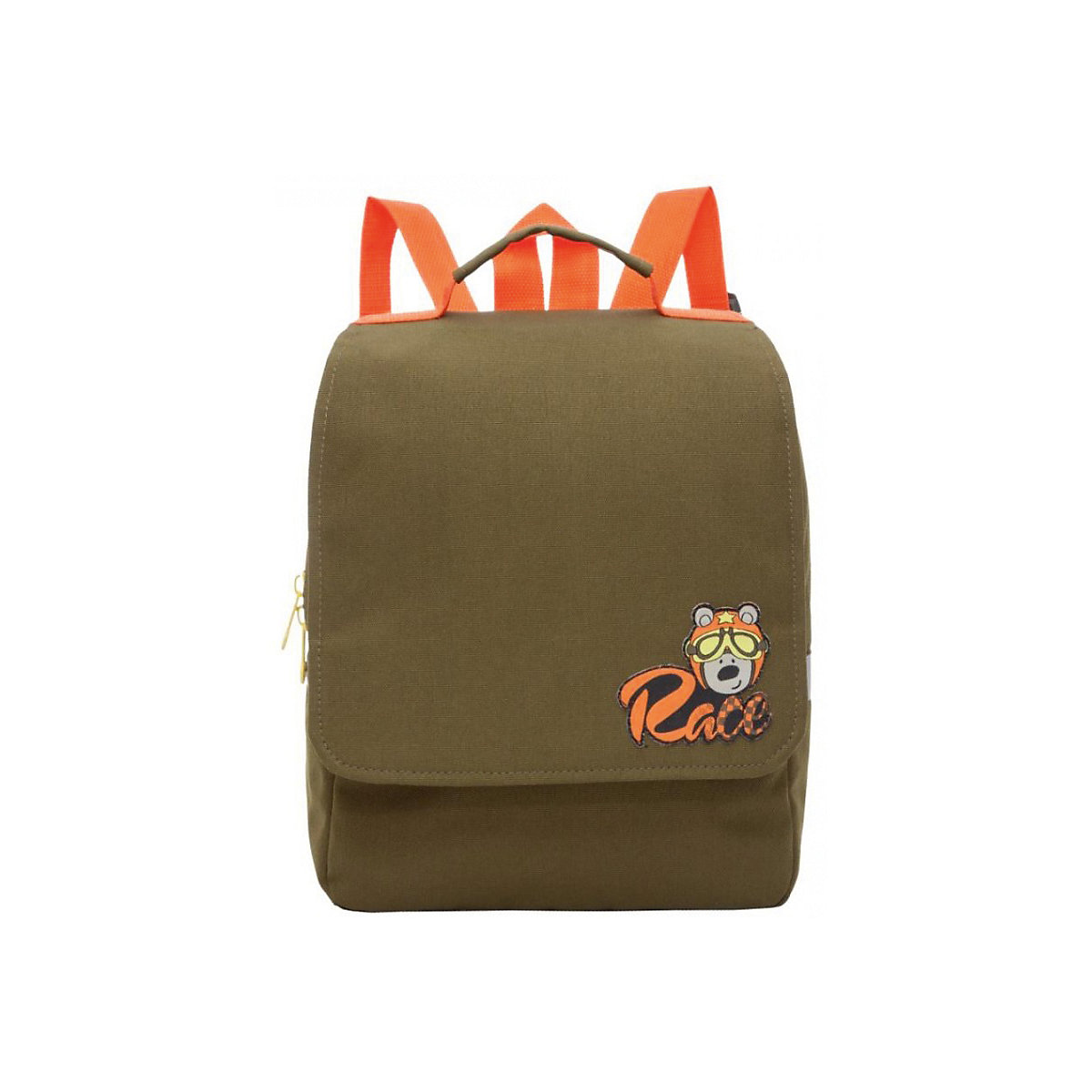 School Bags GRIZZLY 8333966 Schoolbag Backpack Orthopedic Bag For Boy And Girl Animals Flowers MTpromo
