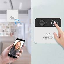 BEESCLOVER inbussleutel IP Video Intercom WIFI Video Deurbel Camera Appartementen Alarm Draadloze Beveiliging Camera r29
