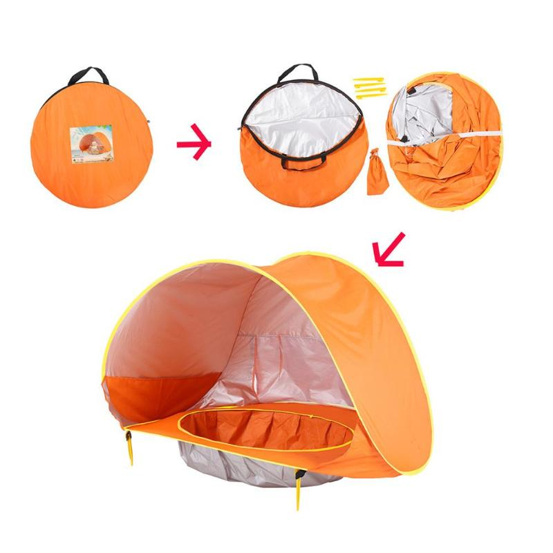 FiSpa Tent For Babies 2