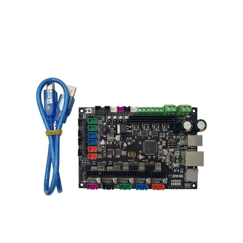 Kompatibel Mit Smoothieware Ungleiche Leistung FäHig Mks Sbase V1.3 3d Drucker Control Board 32bit Arm Plattform Glatte Open Source Mcu-lpc1768