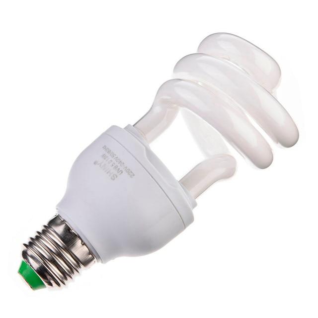 Ultraviolet Light Bulb E27 5.0 10.0 UVB 13W 5
