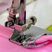 Бытовая многофункциональная швейная машина набор прижимных лапок накладные лапки эластичные ленты обжимные лапки